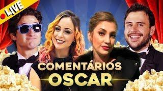 OSCAR 2019 | 🔴 LIVE DO PIPOCANDO 🏆🎬🍿 Carol Moreira, Lully e CONVIDADOS ESPECIAIS!