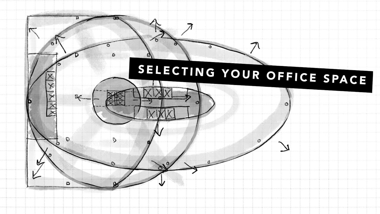 Selecting your office space