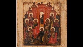 9 мучеников Кизических 12 мая Седмица 5 я по Пасхе Православный календарь