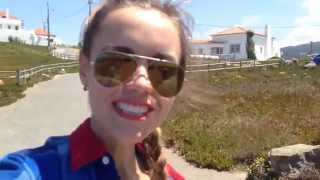 Португалия влог ♥ Конец света/Мыс Рока, Синтра и старинные замки #TanyaTravel(Португалия влог ♥ Лиссабон, прогулка, обед и веселые туристы: http://youtu.be/r-QE4stAglA Мой http://instagram.com/tanya_rybakova/ и..., 2014-08-20T10:49:42.000Z)