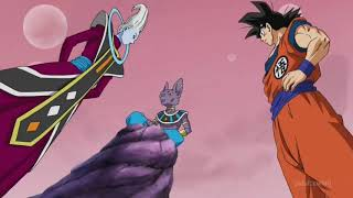 Whis reveals Beerus weakness Dragon Ball Super Ep.55 [English Dub]