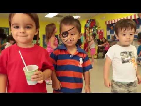 JCC Summer Camp 2014  - Happy Music Video