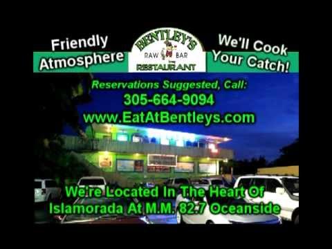 Bentley's Raw Bar & Restaurant Of Islamorada Is On WEYW 19
