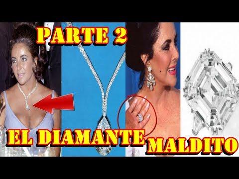 LA INCREÍBLE VIDA DE ELIZABETH TAYLOR PARTE 2  EL DIAMANTE
