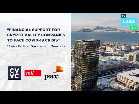 Financial Support For Crypto Valley Companies To Face COVID 19 Crisis