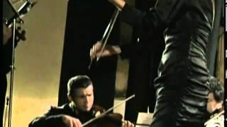 Il violino di Rik Pellegrino - Rainews24