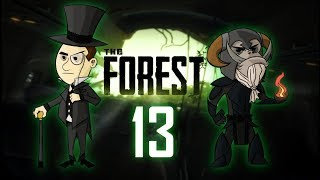 THE FOREST #13 : Flags and Fiery Mutant Death