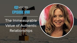 Episode 998 | The Immeasurable Value of Authentic Relationships with Brooke Hammerling, Brew PR
