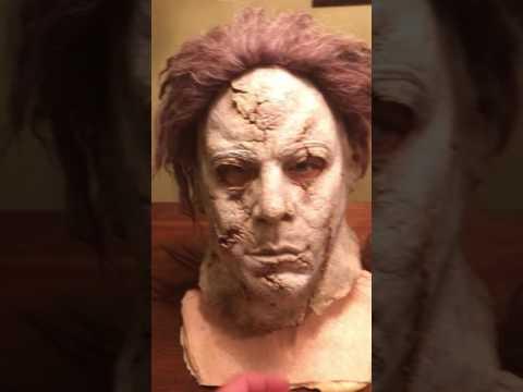 Tyler Mane Halloween 1 Rob Zombie bust