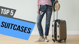 5 Best Suitcases 2019 Reviews