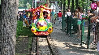 Toy Train at Fair Ground - Fun Activities for Kids & Toddlers | Our Lifestyle