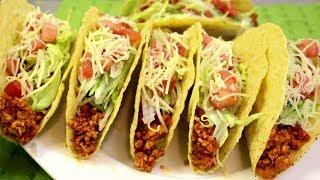 I love ''American TexMex'' Tacos (No Talk No BGM 66)
