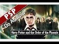Harry Potter and the Order of the Phoenix (PPSSPP v0.9.8) PSP Emulator on Android