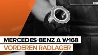 MERCEDES-BENZ A-Klasse Werkstatt-tutorial downloaden