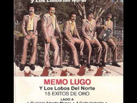 Quisiera Amarte Menos-Memo Lugo Y Los Lobos Del Norte.