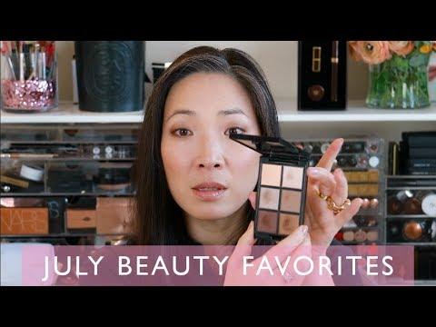 July Beauty Favorites / 2017