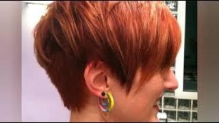 Pomysł na krotkie fryzury damskie 👊