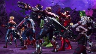 Marvel Ultimate Alliance 3: The Black Order - Final Boss + Ending