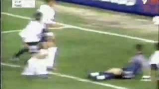 Valencia CF 1 0 Real Madrid Angulo