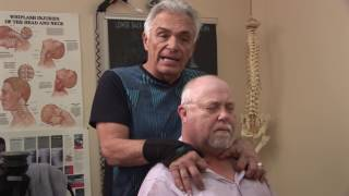 Pinched Nerve in Neck Treatment by Chiropractor using GPA