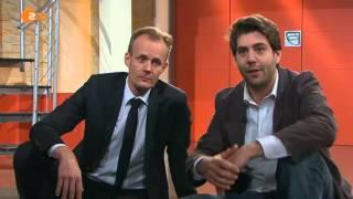 Besetzer mit Ausdauer - Max Uthoff und Claus von Wagner im Interview