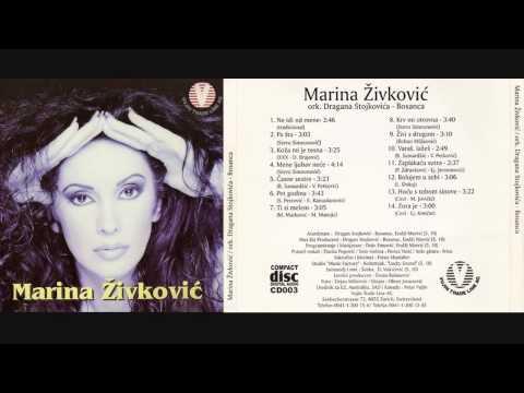 Marina Zivkovic - Pet godina - (Audio 1997)