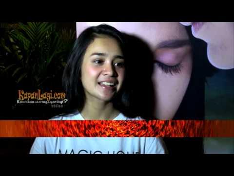 Adegan Ciuman Dengan Dimas Anggara, Michelle Ziudith Tidak Berasa