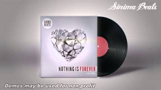 Nothing is Forever Instrumental with Hook (Urban/Pop Piano Beat w EDM Trap breakdown) Sinima Beats