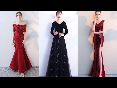 Sexy gown dresses