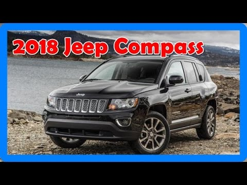 2018 jeep compass interior and exterior youtube. Black Bedroom Furniture Sets. Home Design Ideas