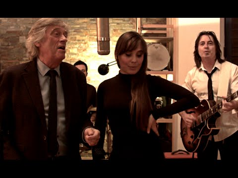 Q & THE MOONSTONES with MIKE VERNON - JUST LIKE THAT
