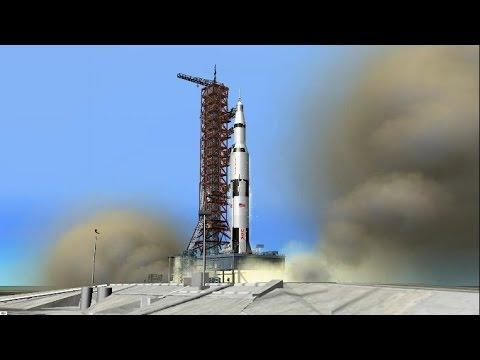 apollo space footage - photo #41