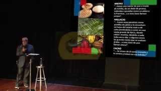 Galeoto Cei y el origen de la arepa, la hallaca y el cacao (Miro Popic Parte 2)