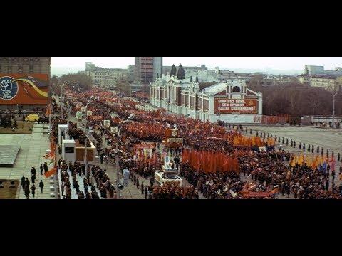Новосибирск СССР 1987 год - документальный фильм [В ПОЛНОМ КАЧЕСТВЕ 4К]