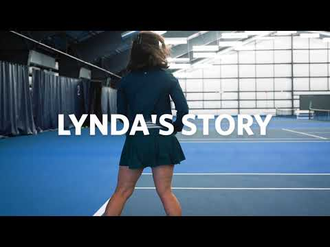 Lynda's Story: Finding a Ladies League Community