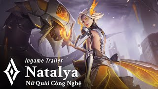 Ingame Trailer   Natalya Nữ Quái Công Nghệ