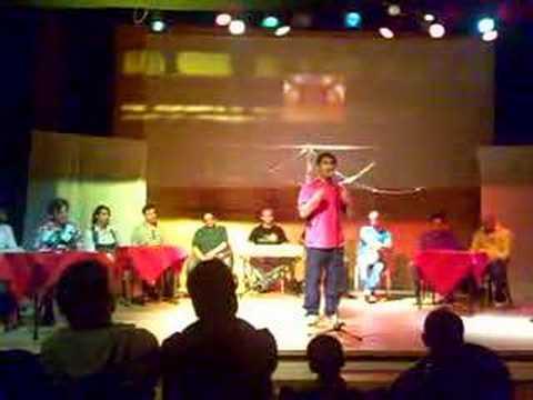 مسرحية  عراقية  2( مقطع يدوخ ) عبد الرحمن المرشدي