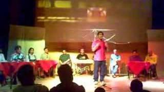 مسرحية عراقية 2 مقطع يدوخ عبد الرحمن المرشدي