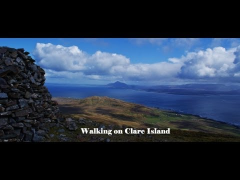 Wild Atlantic Way - Clare Island (Mayo)