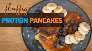 Fluffige Protein Pancakes - ganz leicht selbst gemacht - medifit Wolfhagen
