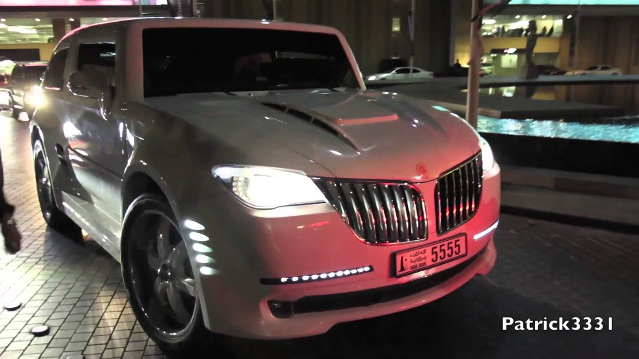 Gulf Lotus X12 Hummer Bmw Х12 Youtube