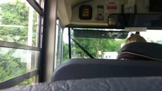 School Bus Ride Home