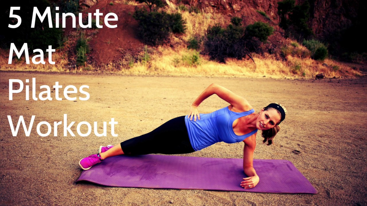 The 5-Minute Pilates Workout You Need To Try If You Sit All Day The 5-Minute Pilates Workout You Need To Try If You Sit All Day new pics