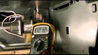 G.E. Gas Oven Hot Surface Ignitor Replacement