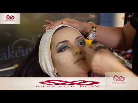 Asian Bridal Makeup Tutorial By Qas Of Kashish -Traditional