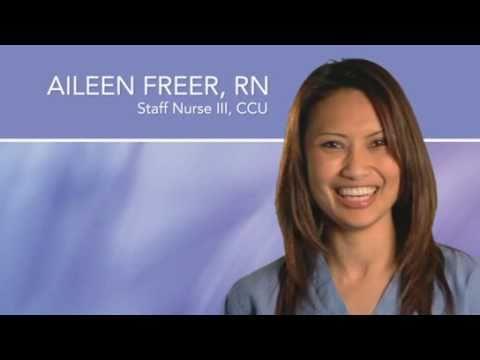 KP Careers - Aileen Freer, Staff Nurse III, CCU