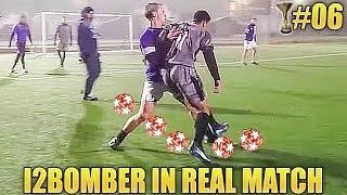 I2BOMBER IN REAL MATCH - Parate assurde di DONNARUMMA #6
