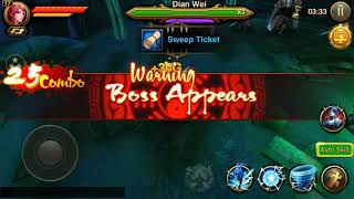 Dynasty Blade Warrior V   God Mod   No Skill CD   Auto Skill  