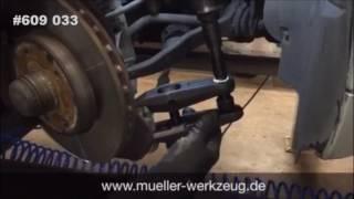 MUELLER KUEPS 609033 Ball Joint Separator Kit