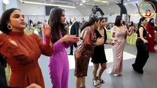 في منك عفريز 2020 حفلة سامح ومنى رقصة خاصة للعروس مع الفنان  وليد مدنية كابول
